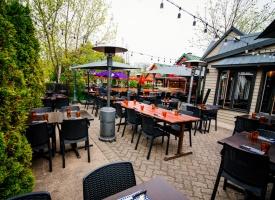 Terrasse Restaurant Mista Beloeil